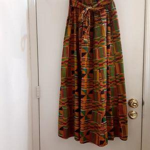 Uniti Casual Long Skirt